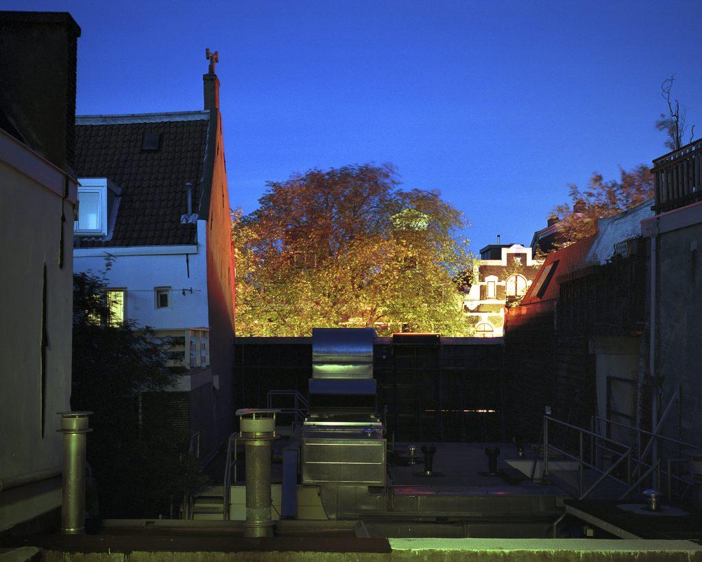 Groeten Uit - Cassa Rosso, Amsterdam, work in progress (c) Bram Belloni