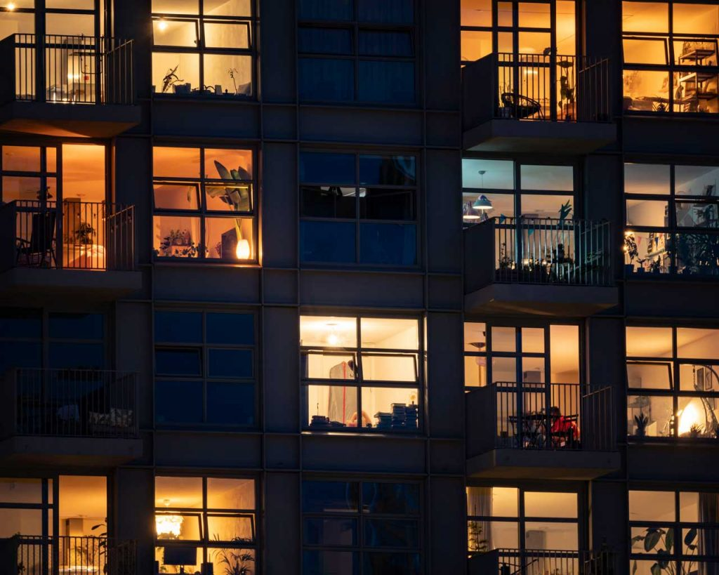 Amsterdam housing photo series - by editorial photographer Bram Belloni, Amsterdam for Financial Times